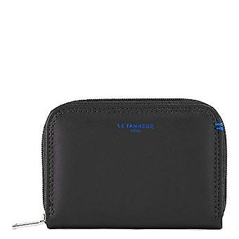 The Tanneur TMIN3110N01, Travel Accessories-Wallets Men's Wallet, Black, 7.5 cm