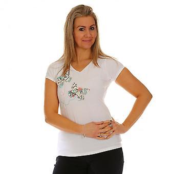 TINTA Tinta White T-Shirt Algar