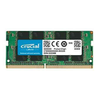 Crucial 8Gb Ddr4 Sodimm 3200Mhz Cl22 Notebook Laptop Ram