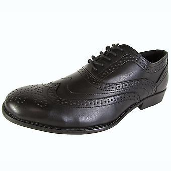 Madden By Steve Madden Mens M-Verve Wingtip Oxford Shoes