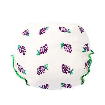 Grape 80cm for 6-13kg cotton panties, newborn baby fashion washable diaper pants, baby training pants az20682