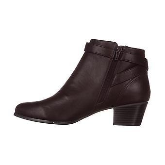 Giani Bernini Womens Oleesiared Closed Toe Ankle Fashion Boots