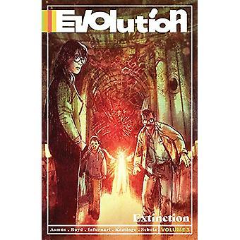 Evolution Volume 3 par James Asmus, Christopher Sebela, Joseph Keatinge (Broché, 2019)