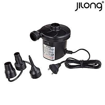 Sähköinen ilmapumppu Jilong 9292 60 mbar (12 x 12 x 10 cm) Musta