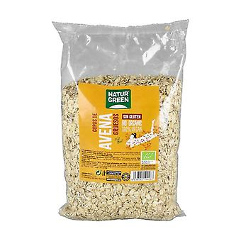Organic Gluten Free Thick Oat Flakes 1 kg