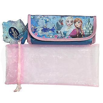 Pencil case, student pencil case, pencil case, children's pencil case(Blue)
