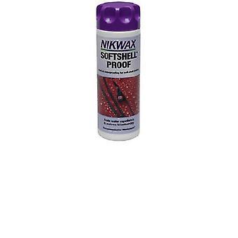 Nikwax Softshell Proof Spray ON Waterproofer 300ML Motorcycle Softshell Clothing