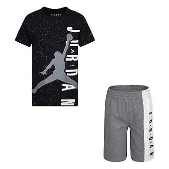Air Jordan Jordan T skjorte og shorts sett