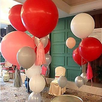 Big Balloon 36 pouces Géant Latex Ballons Grands Ballons pour Séance photo / Anniversaire / Mariage