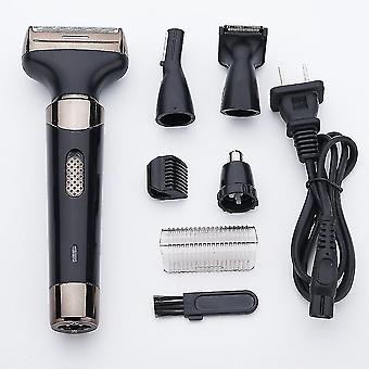 Clipper per sopracciglia barba portatile 4 In 1