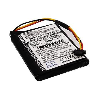 Battery for TomTom 6027A0089521 P2 VF65 VF6S VF6D Go 50 500 GO 600 One 140 140S