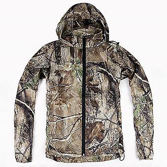 Vattentäta kamouflage hudkläder toppar