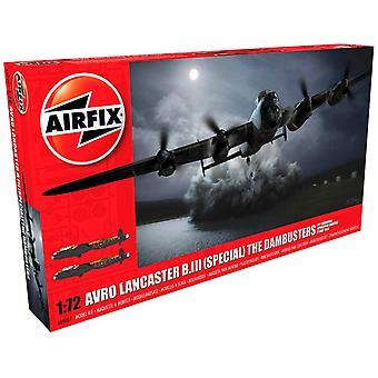 Avro Lancaster B.III Special (The Dambusters 617 Squadron Operation Chastise 1943) [Kit]