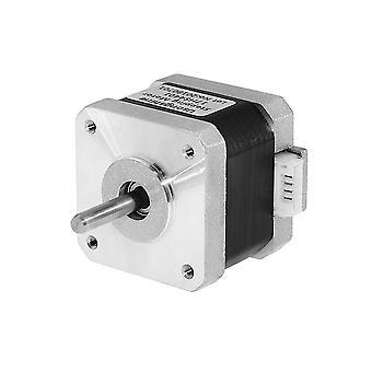 Electrical motors nema 17 stepper motor 42 ncm 1.5 a 38mm length hybrid open loop 2 phase