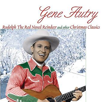 Gene Autry - Rudolph the Red Nosed Reindeer & Other Christmas C [CD] USA import