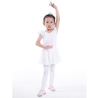Танцевальная одежда Черное балетное платье Дети Пачка Платье