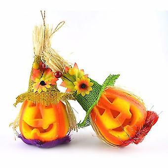 Kurpitsa YöValo Halloween Sisustus Valot Halloween Home Ulkojuhlat Sisustus Tarvikkeet