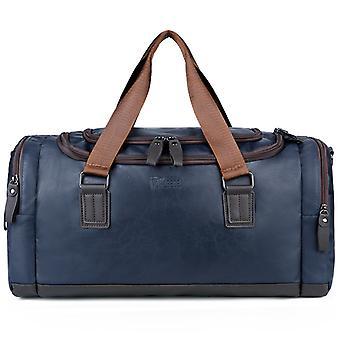 ブループー メンズ トラベル バッグ 大容量ハンドバッグ ショルダー バッグ クロスボディ