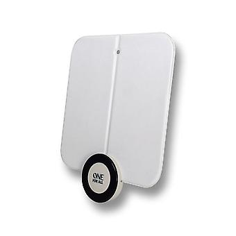 One For All SV9215 Flat Antenna Indoor Digital Aerial Ultra Flat with 4G Filter