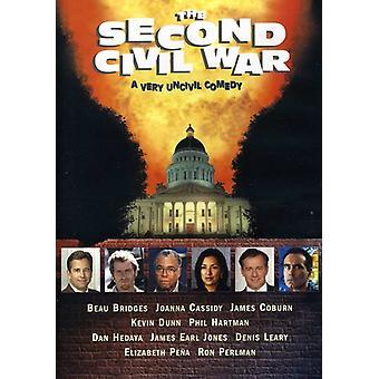 Second Civil War [DVD] USA import