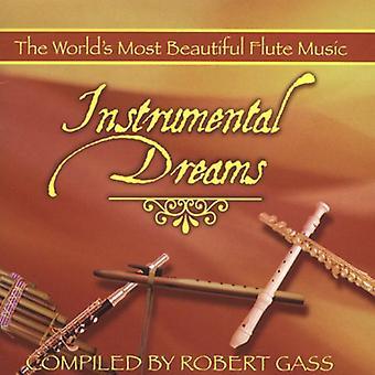 Instrumental Dreams-Flute - Instrumental Dreams-Flute [CD] USA import