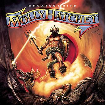 Molly Hatchet - Greatest Hits [CD] USA import