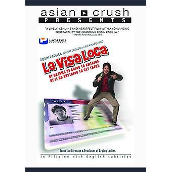 La Visa Loca [DVD] USA import