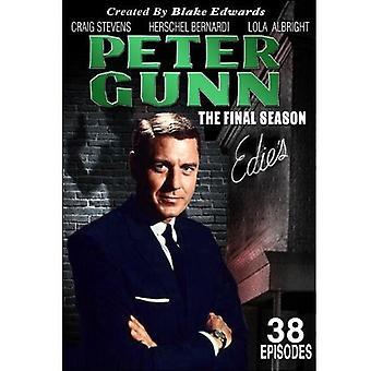 Peter Gunn - Peter Gunn: The Final Season [DVD] USA import