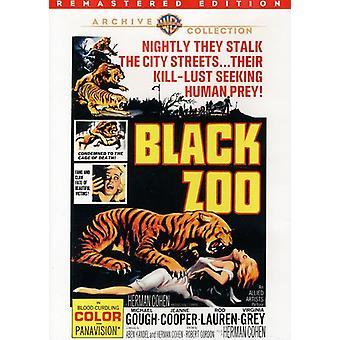 黒動物園 (リマスター) 【 DVD 】 米国のインポートします。