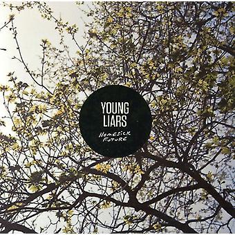 Young Liars - Homesick Future [CD] USA import