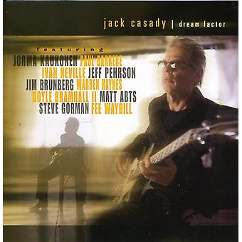 Jack Casady - Dream Factor [CD] USA import