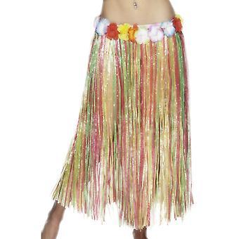 Hawaiian Hula hame, joustava, monivärinen