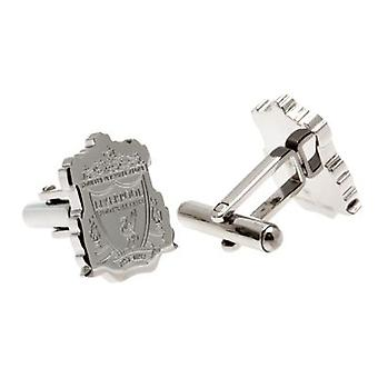 Liverpool Stainless Steel Formed Cufflinks CR