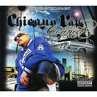 Salut-Power Entertainment Presents - importation USA Chicano Rap connexion [CD]