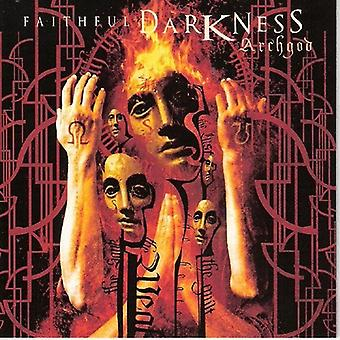 Faithful Darkness - Archgod [CD] USA import
