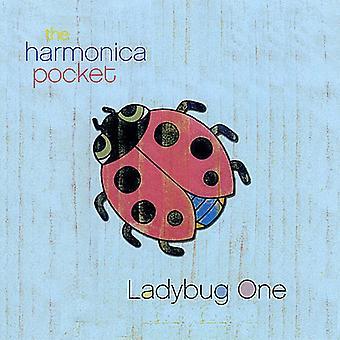 Mundharmonika Pocket - Marienkäfer One-a Solar Powered Album für Kinder & B [CD] USA import