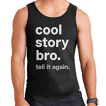 Cool Story Bro Men's Vest