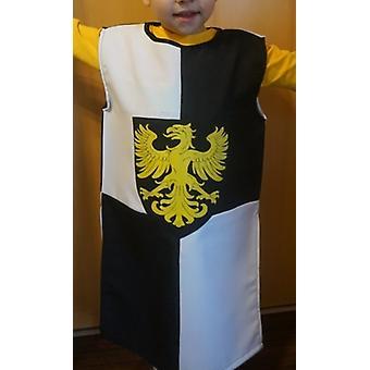 Crusader kostuum Crusader kostuum ridder kinder kinderen kostuum maat 128