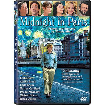 Midnight in Paris [DVD] USA import