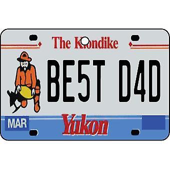 YUKON - beste papa kenteken auto luchtverfrisser