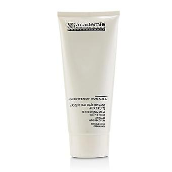 Academie Refreshing Mask With Fruits - Salon Size - 200ml/6.7oz