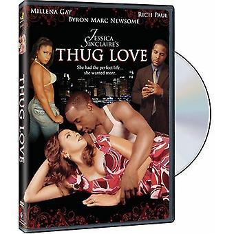 Jessica Sinclaire's Thug Love [DVD] USA import