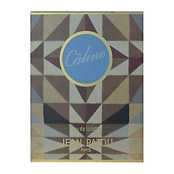 Jean Patou Caline Eau De Toilette 2,5 Oz/75 ml novo na caixa (Vintage)