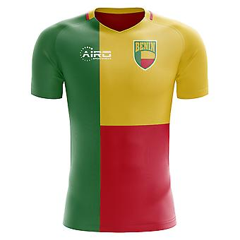 2020-2021 Bénin Home Concept Football Shirt - Adulte Manches longues