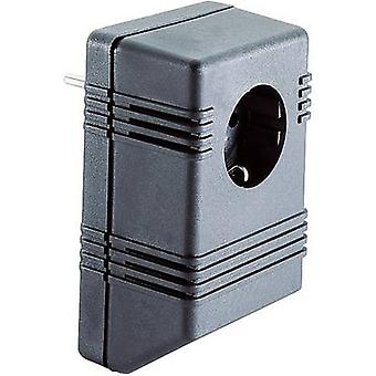 Strapubox SG722 Connector housing 126 x 75 x 53 Plastic Black 1 pc(s)