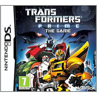 Transformers Prime (Nintendo DS) - Neu