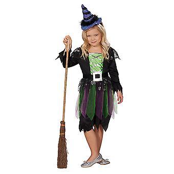 Magia della strega strega costume costume strega incantesimi per ragazze