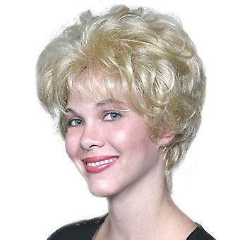 Fashion women short wavy Audrey wig