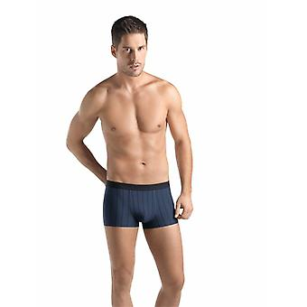 Hanro men's underwear Shadow pants navy 074024