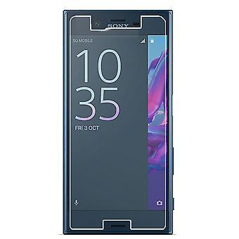 Sony Xperia XZ & XZs gehärtetem Glas Bildschirmschutz Retail Packaging